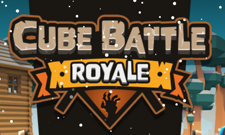 Cube Battle Royale game