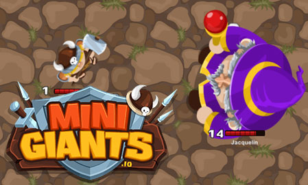 Mini Giants io