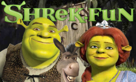Shrek fun game