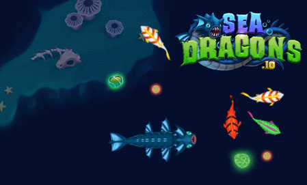 SeaDragons.io game