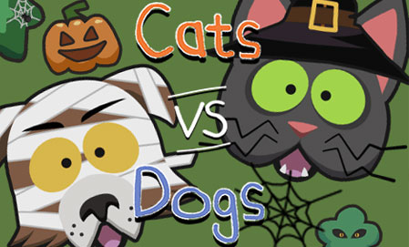 Cats vs dogs io